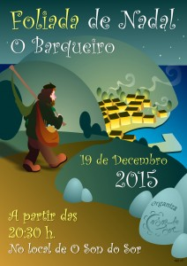 Foliada de Nadal 2015 | O Son do Sor
